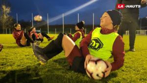 club de foot féminin