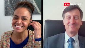 INTERVIEW CEDRIC DROUET DIRECTEUR DE LA DRAC