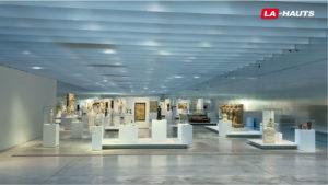 Galerie du Temps Louvre-Lens