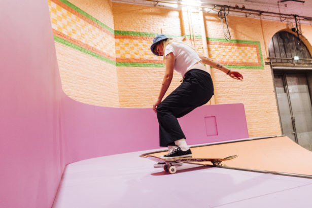 COLORAMA, LE NOUVEAU SKATE PARK INDOOR