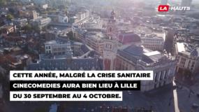 Le festival Ciné Comédies