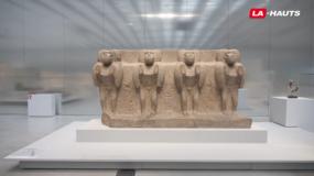 Les régisseurs du Louvre-Lens