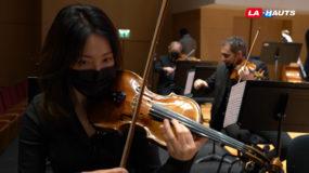 Être musicien.ne à l'orchestre national de Lille
