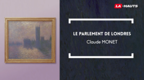 Reg'Arts : Le Parlement de Londres de Claude Monet