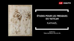 Reg'Arts : Études pour les fresques du Vatican de Raphaël