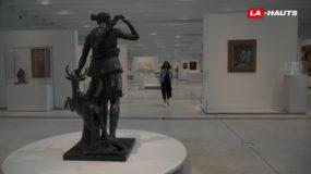 Les Journées du Matrimoine au Louvre-Lens avec Laurence Roustandjee