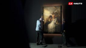 Experience Goya, une exposition immersive au Palais des Beaux-Arts